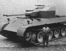 Flakpanzer-«Coelian»-макет